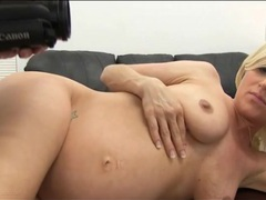 Two guys fuck pregnant amateur blonde hard movies at kilomatures.com