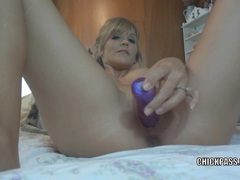 Blonde slut jolene is giving an extra sloppy blowjob movies at kilopics.net