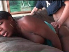 Big ass black shemale fucked from behind videos