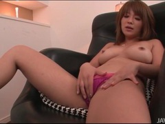 Slim and sexy japanese girl vibrated on her clit movies at sgirls.net