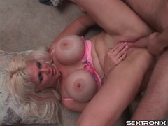 Slutty milf with big titties fucked doggystyle tubes
