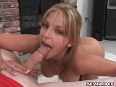 Pierced tongue makes close up blowjob sexier movies at kilosex.com