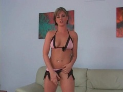 Pink lingerie on a throat fucked slut movies at kilotop.com
