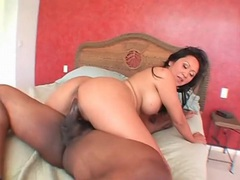 Asian with pretty curves fucked by a black cock tubes at chinese.sgirls.net