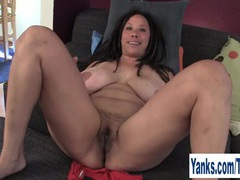 Busty milf shannon rubbing her hairy cunt movies at find-best-panties.com