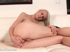 Teen fucks long white candle into her cunt movies at find-best-hardcore.com