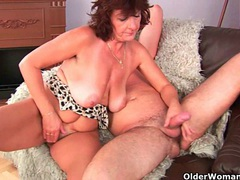 Grannies love a warm cumshot videos