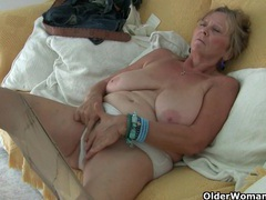 British granny isabel has big tits and a fuckable fanny videos