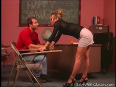Sexy skirt and glasses on tight body jasmine lynn movies at kilopics.net