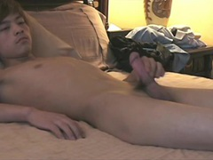 Big cock asian twink boy jerk off tubes at chinese.sgirls.net