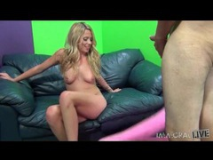 Cute blonde is hottest when she rides that dick videos