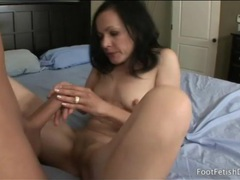 Claudia atkins footjob is wicked hot stuff movies at find-best-lingerie.com