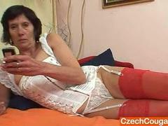 Naked gilf splendid corset videos