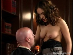 Horny judge licks latina pussy in his chambers movies at find-best-videos.com