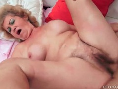 Hairy grandma cunt fucked by hard dick movies at find-best-lesbians.com