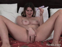 Sexy sosha rub asshole and toy slit movies at find-best-panties.com