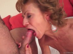 Skinny granny fucked in missionary by young dick movies at sgirls.net