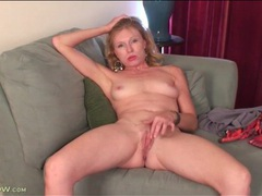 Short sexy dress on solo blonde milf movies at find-best-videos.com