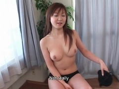 Cute asian strips sweater and models perky tits videos