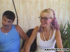 Amateur milf anal action with cum in mouth videos