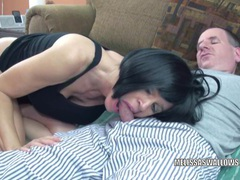Brunette milf melissa swallows is getting fucked videos