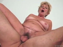 Flabby mature fucked in her box by young cock movies at adipics.com