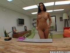 Rachel starr pov blowjob in his office videos