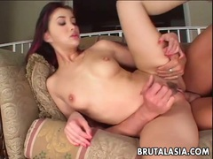 Asian slut katsuni takes a big dick in her anus tubes at korean.sgirls.net