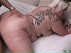 Booty shaking bbw sucks his dick movies at lingerie-mania.com