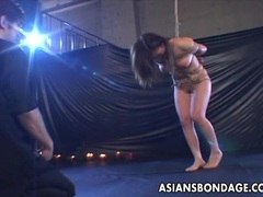 Extreme asian rope bondage and bdsm videos