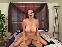 Gianna michaels jiggles as he fucks her hard videos