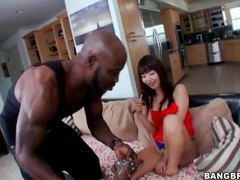 Cutie marica hase sucks big black cock movies at kilosex.com