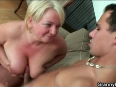 Titty fucking and doggystyle banging granny movies at reflexxx.net