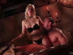 Glamorous jessie volt sucks his dick lustily videos