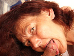 Mature redhead rides young dick videos