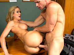 Big butt office milf drilled deep movies at lingerie-mania.com
