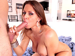 Oral with big tits slut in heels movies at sgirls.net