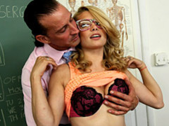 Teacher eats out sexy teen movies at find-best-babes.com