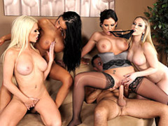 Horny man and four sexy sluts movies at find-best-tits.com