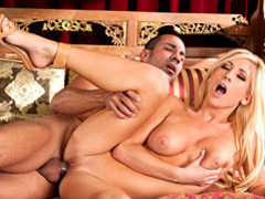 An arousing ride on cock clip