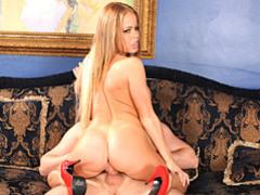 An irresistible ass on cock videos