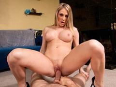 Big ass wife rides you videos