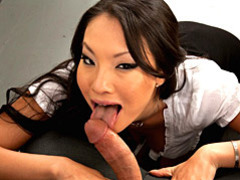 Insanely hot blowjob from asian movies at adspics.com