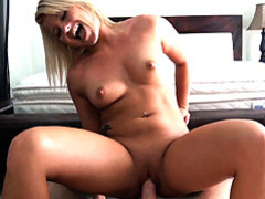 Riding and sucking blonde amateur movies at kilotop.com