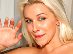 Blonde craves a facial movies at dailyadult.info