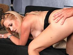 Natural blonde milf on top movies