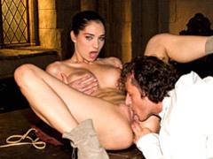 The king fucks his slut movies at lingerie-mania.com