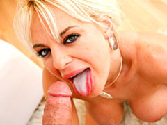 Load for cocksucking milf videos