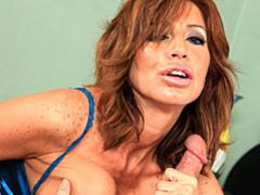 Eager milf pleasures big dick movies at lingerie-mania.com