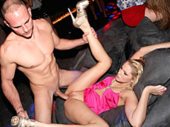Hot party slut fucked in club videos